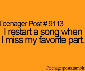 teenager post, song, and music image