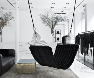 room, black, and design image