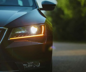 car, new, and superb image