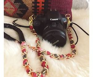 accessories, camera, and fashion image