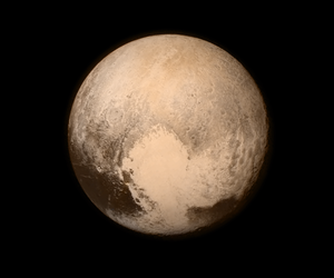 nasa and pluto image