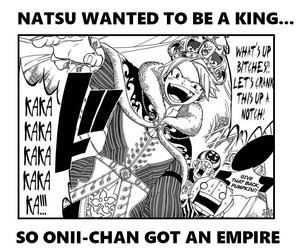 brothers, fairy tail, and natsu dragneel image
