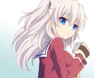 charlotte, anime, and nao tomori image