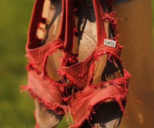 toms and sandals image