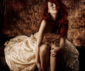 red hair, redhead, and redheaded image