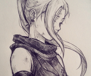 naruto, anime, and ino image