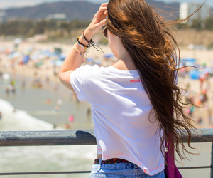 california, fashion, and summer style image