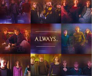 always, harry potter, and hermione granger image