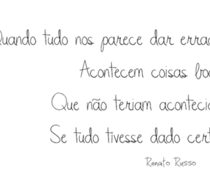 renato russo and text image