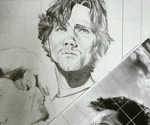 charlie, pencil, and realistic image