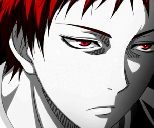 akashi, anime, and kuroko no basket image