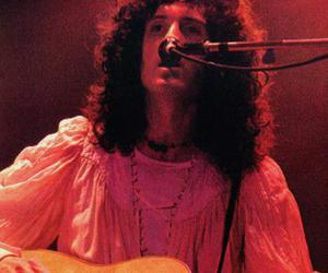 1970s, guitarist, and Queen image