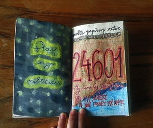 czech, les miserables, and wreck this journal image