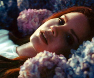 lana del rey, indie, and music image