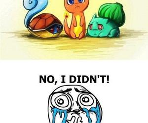 pokemon, forget, and meme image
