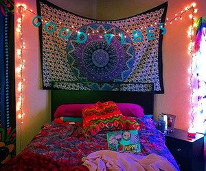 decor and hippie image
