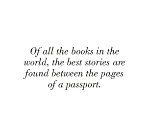 quotes, book, and travel image