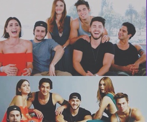 teen wolf, cast, and scott mccall image