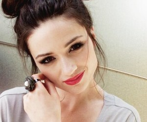 beautiful, love her, and crystal reed image