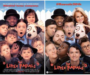 little rascals, movie, and the little rascals image
