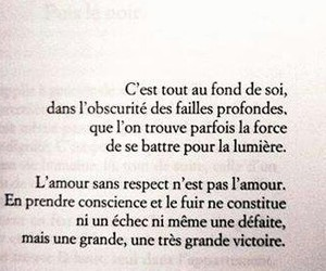 french, lost, and quotes image