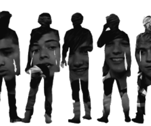 png, random, and one direction image