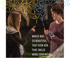 MARGO, paper towns, and papertowns image