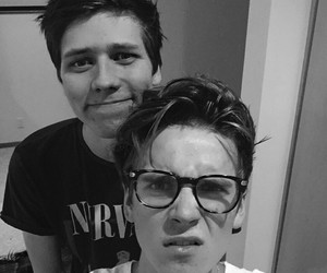 joe sugg, thatcherjoe, and will darbyshire image