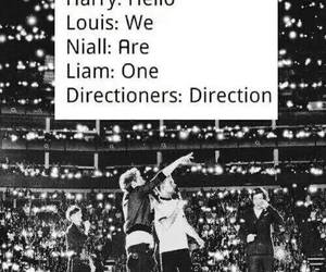 one direction, liam payne, and directioners image