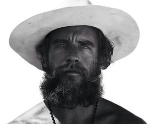 beard, fashion, and man image