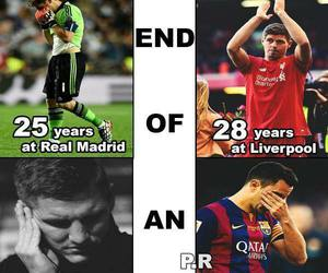 Liverpool, real madrid, and xavi image