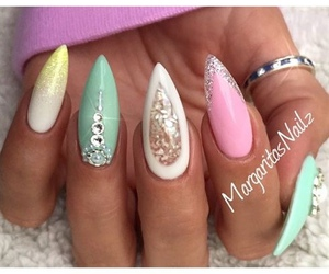 nails and stiletto image