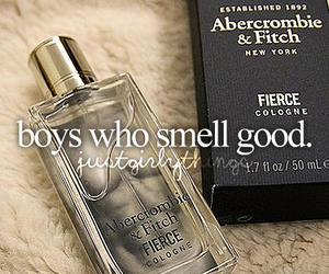boy, smell, and good image