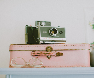 vintage and pink image