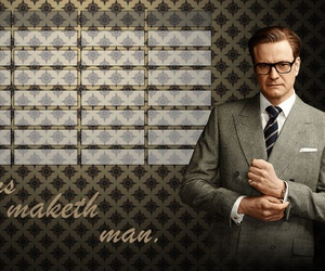 Colin Firth, timetable, and manners maketh man image