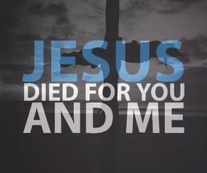 jesus, god, and jesus loves you image