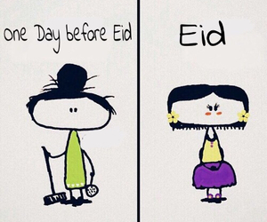 eid, funny, and girls image