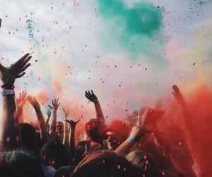 festival, germany, and holi image