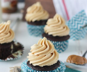 chocolate and cupcakes image