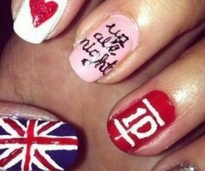 nails, one direction, and 1d image