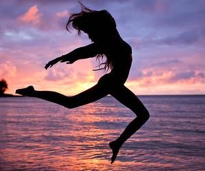 beautiful, beauty, and dance image