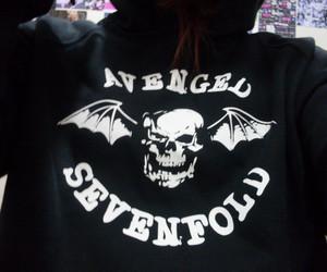 avenged sevenfold, moletom, and cute image
