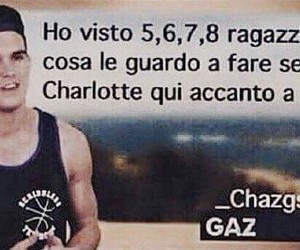 geordie shore, gary beadle, and frase in italiano image