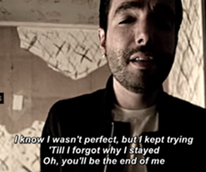 a day to remember and end of me image