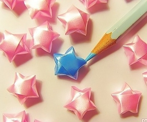 stars, pink, and cute image
