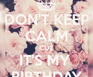 my day, its my birthday bitches, and i am princess today image
