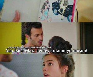 demet ozdemir, yusuf cim, and Çilek kokusu image