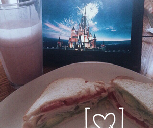 castle, tumblr, and disney movie image