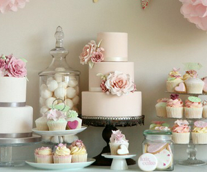beautiful, birthday, and cake image
