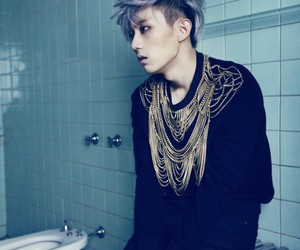 trouble maker, beast, and hyunseung image